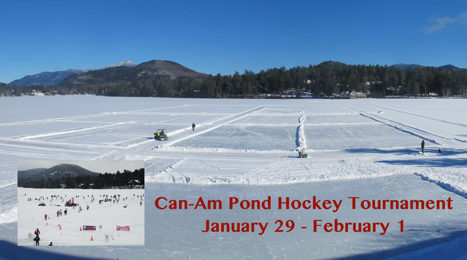 Banff Mt Film Fest Pond Hockey Mountainfest And More A Month Of