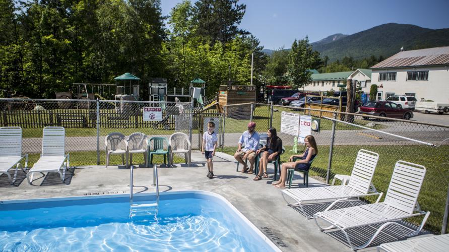 Camping in the Adirondacks | Lake Placid, Adirondacks
