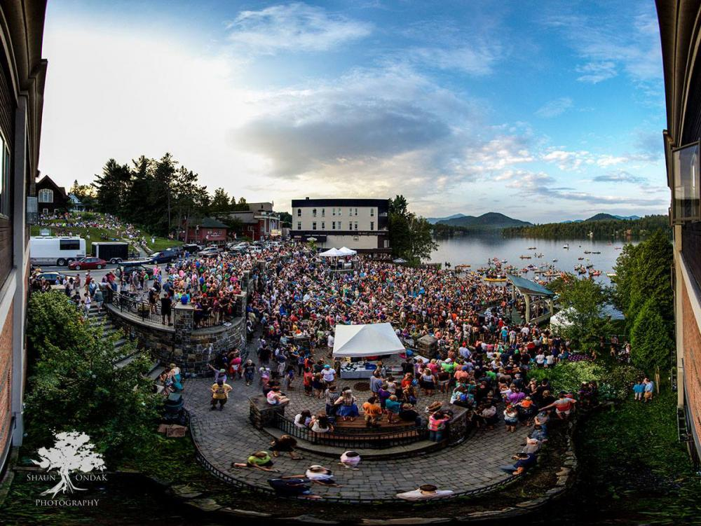 Rusted Root returns to Songs at Mirror Lake in 2015