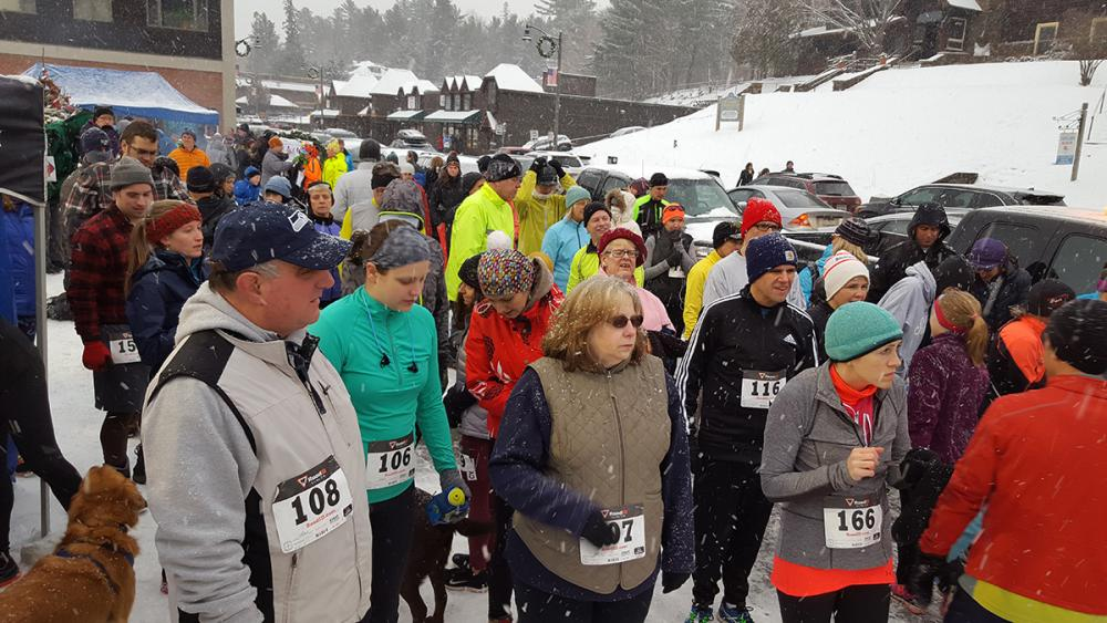 First Race of 2016 in Lake Placid