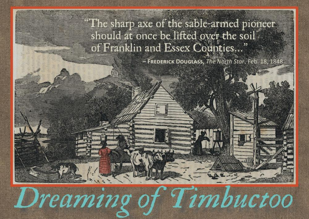 Dreaming of Timbuctoo exhibit opens in its permanent home at John Brown Farm in Lake Placid