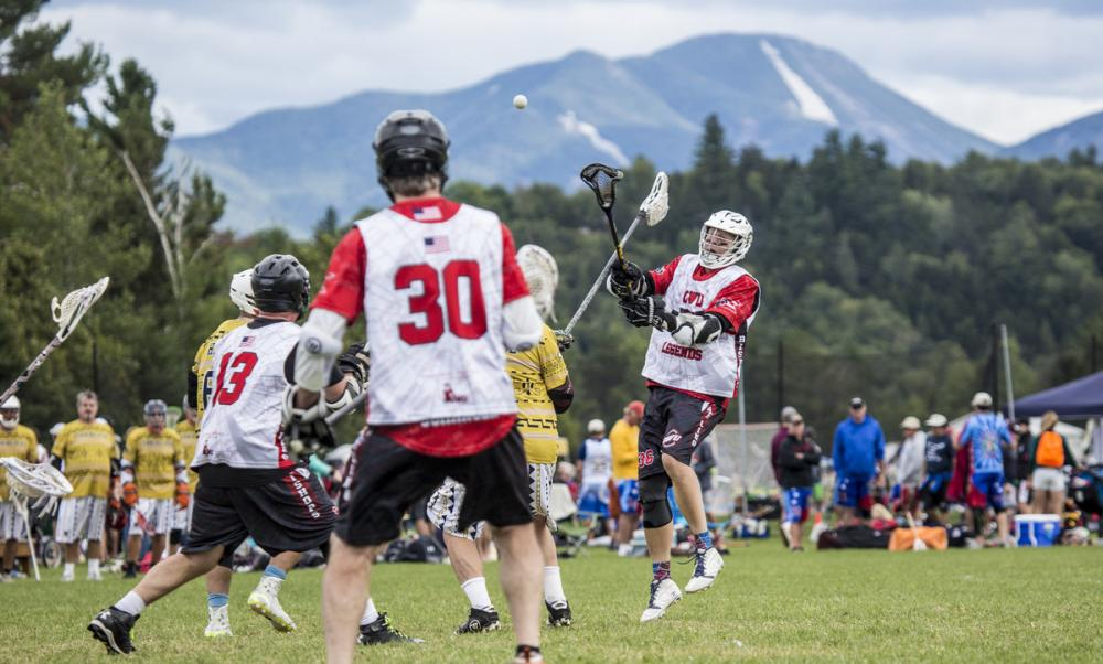 Summit Lacrosse Classic in Lake Placid