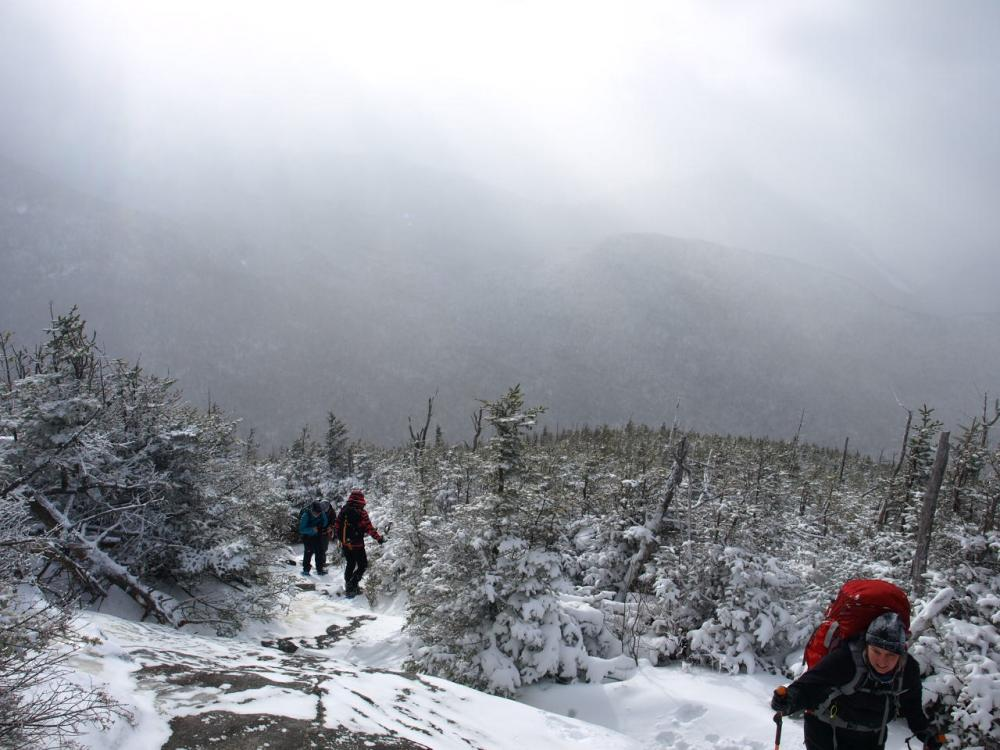 Winter hiking - are you prepared?
