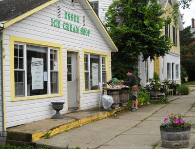 Essex Ice Cream Shop