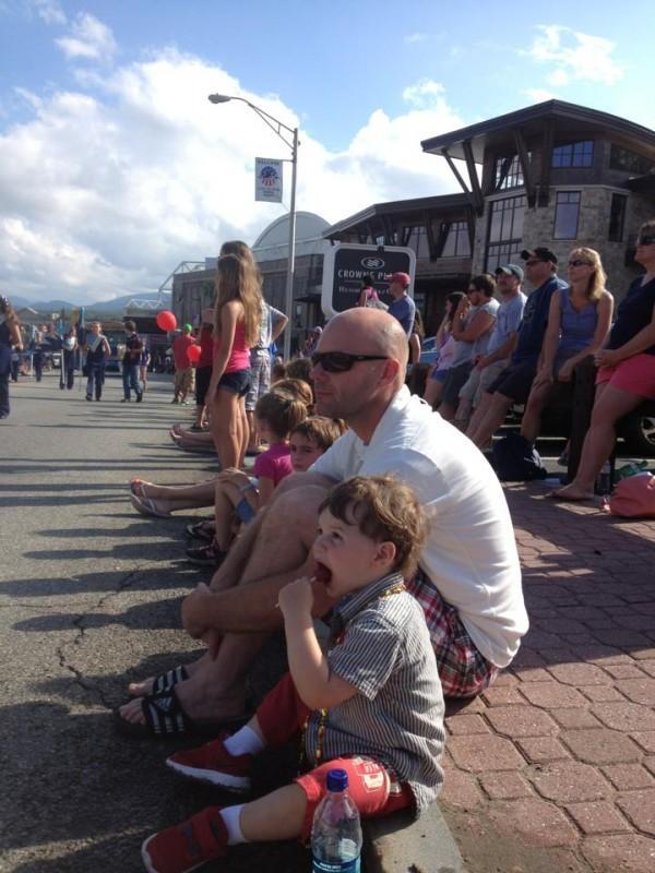Family fun in Lake Placid