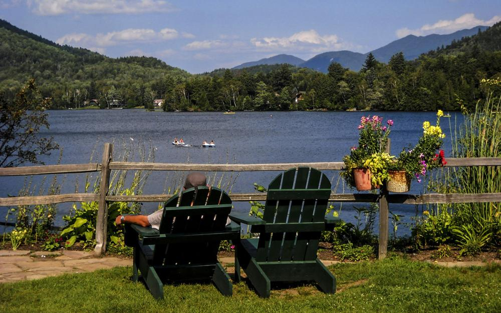 A breath of fresh air... it's the Lake Placid way of life - luckily we're willing to share!