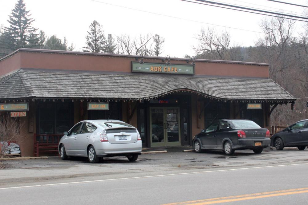 The ADK Cafe is on state Route 73 in Keene.