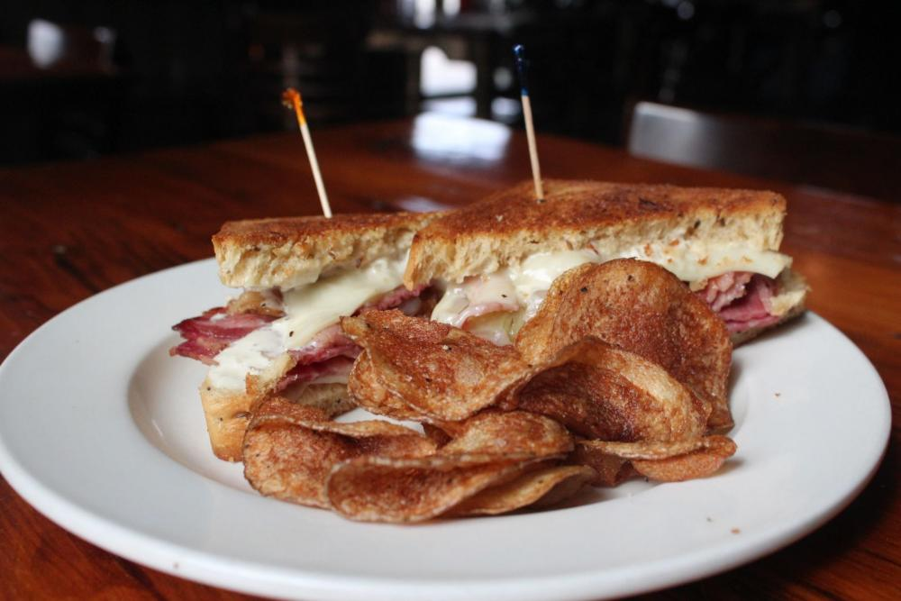 The Reuben.