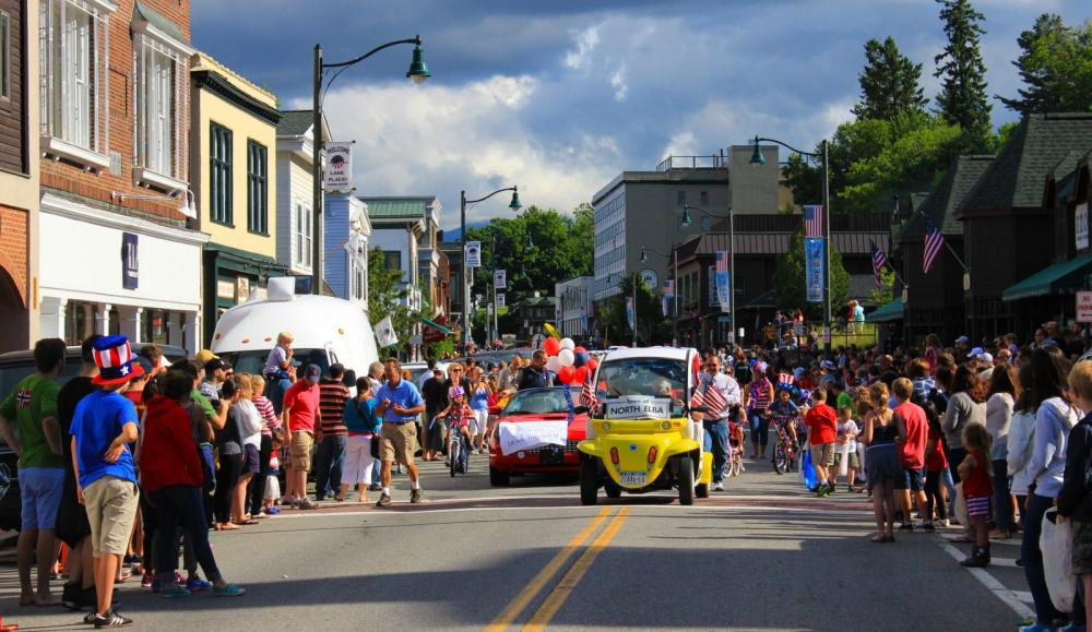 Don't miss Lake Placid's Independence Day parade this year!