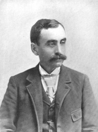 George White, builder of White's Opera House