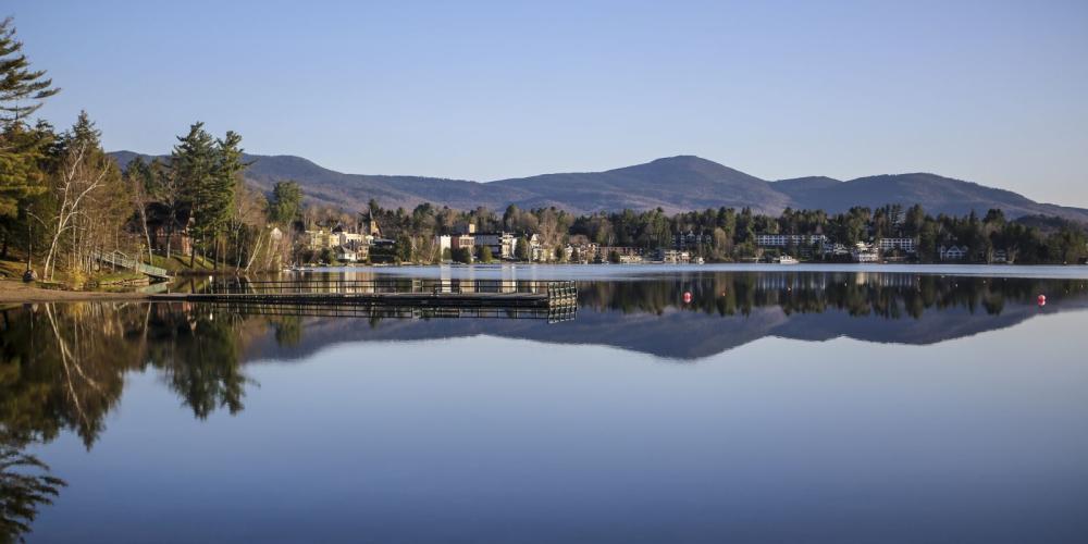 The entire run around Mirror Lake is gorgeous.