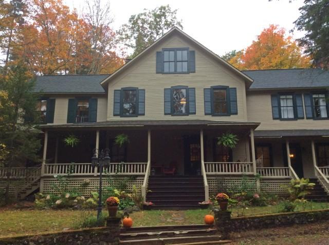 Snow Goose B&B is a welcoming place with a great front porch!