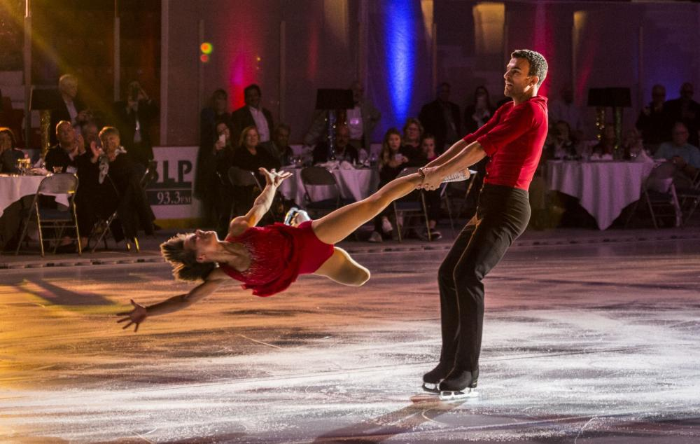 Canadian pairs team Meagan Duhamel and Eric Radford, who were in Lake Placid this year, will return for Skate America.