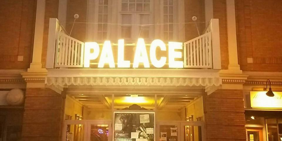 This vintage 1920's movie palace is probably not something available in your hometown.