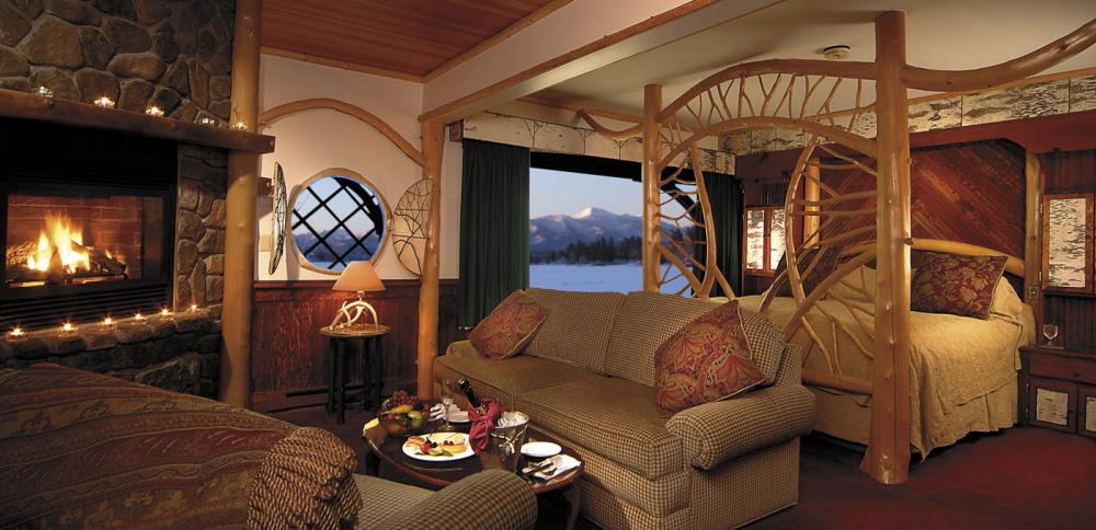 Mirror Lake Inn is Lake Placid's only AAA Four-Diamond lakefront resort.